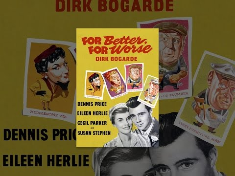 For Better, For Worse (1955)