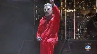 Slipknot   Spit It Out   Rock In Rio 2011   25.09.11 (legendado Brasil)