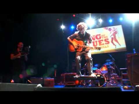 Guitar Center King Of The Blues '07 - Zack Wiesinger