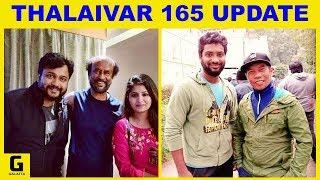 Thalaivar 165 Gets Bigger | Rajinikanth | Vijay Sethupathi | Bobby Simha | Peter Hein | Anirudh