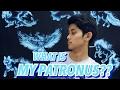 WHAT IS MY PATRONUS??