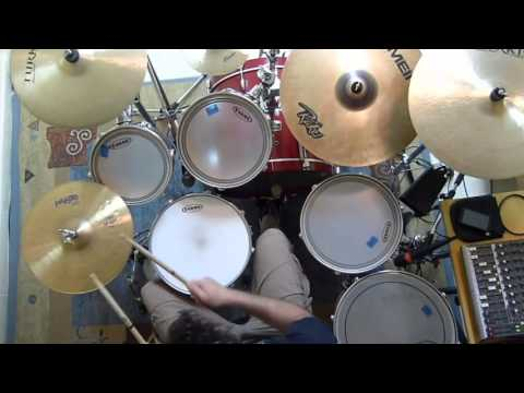 Drum cover - Smoke On The Water (Deep Purple) - by Jordi