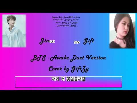 [DUET COVER] BTS - Awake (Jin Solo) l Cover by GiftZy #HappyJinDay #WorldwideHandsomeDay