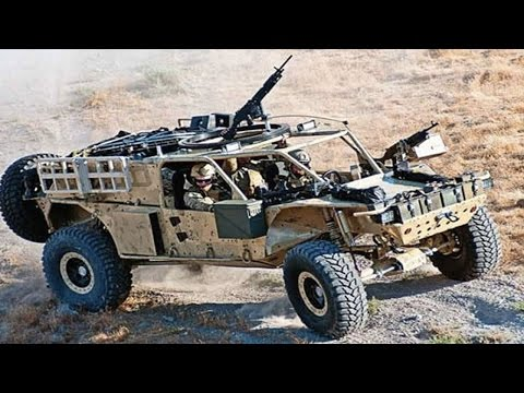 25 Cutting Edge Military Vehicles You Wish You Could Test Drive