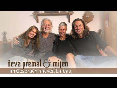 The Power of Mantras &  Silence - Deva Premal und Miten - interviewed by Veit Lindau