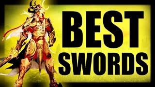 Skyrim - 5 BEST Swords!