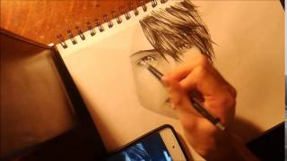 Noel Kreiss FFXIII-2 Speed Drawing