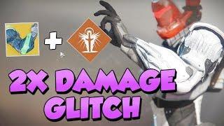 CRAZY Synthoceps Damage Glitch! [Destiny 2 Forsaken]