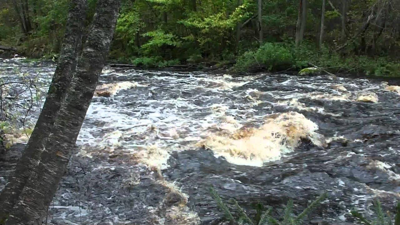 ловля в реке рощинка