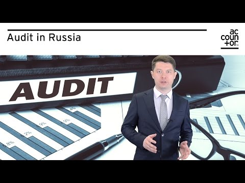 Audit in Russia