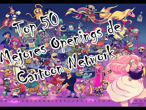 ESPECIAL:50 Mejores intros de Cartoon Network!