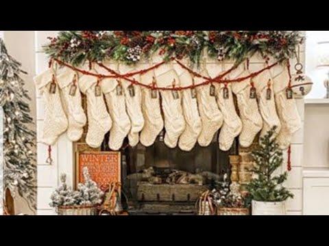 Stunning Christmas Home Tour 2019 | Christmas Dream Home | Farmhouse Home Decor Tour