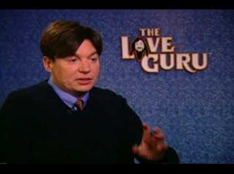 Mike Myers interview for The Love Guru