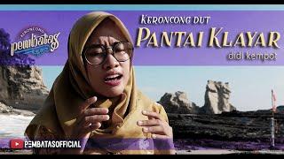 PANTAI KLAYAR (didi kempot) - Keroncong Pembatas Cover (Congdut)