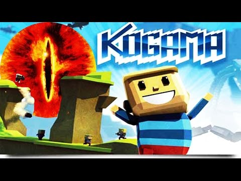 KOGAMA GAMEPLAY 2017 + FLY  HACK + PARKOUR + PVP + CUBE GUN