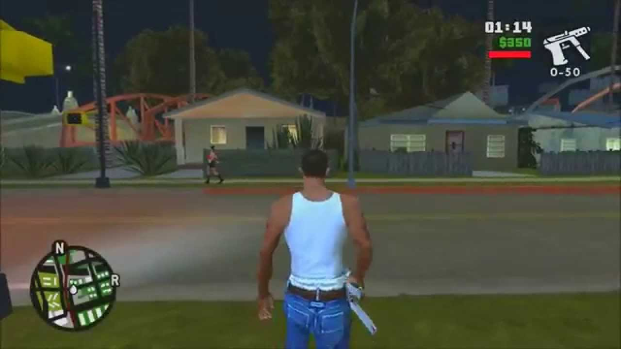 GTA San Andreas Game Free Download [August 2019]