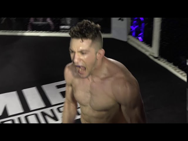 Premier MMA Championship 14 Robby Malof vs Roy Sanders