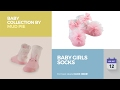Baby Girls Socks Baby Collection By Mud Pie