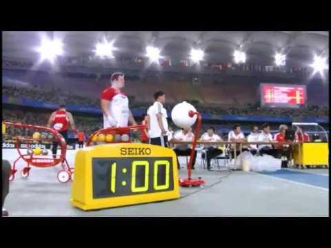 Daegu 2011- Men's Shot - Finals