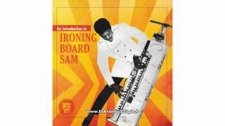 Ironing Board Sam - I