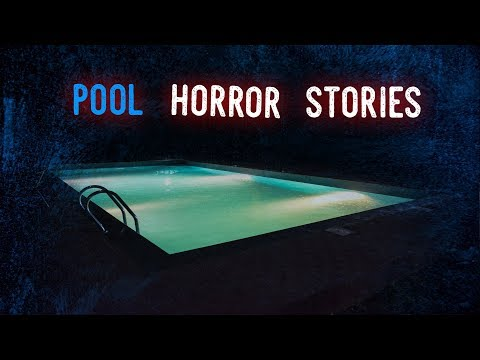 5 Disturbing True Swimming Pool Horror Stories