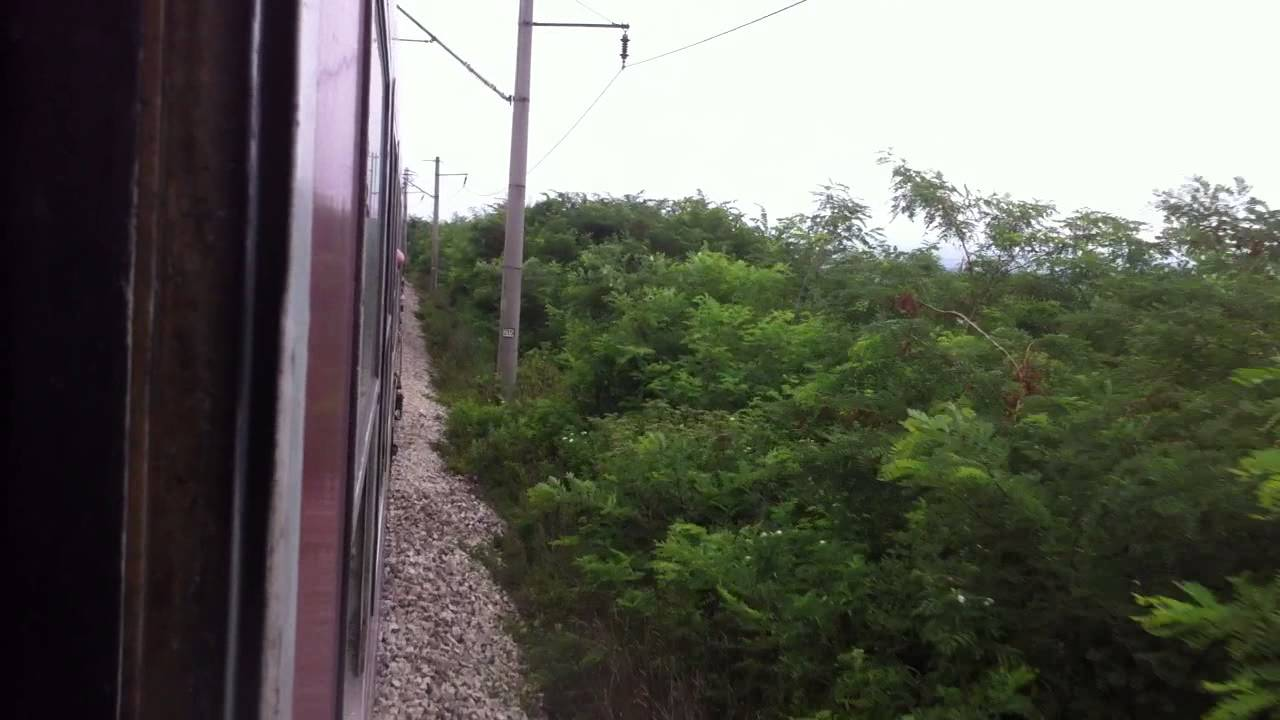 International Train 460 From Sofia To Bucuresti Nord Youtube