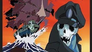 Трейлер к мультфильму - Летающий корабль-призрак /  Flying Phantom Ship / Sora tobu y ureisen