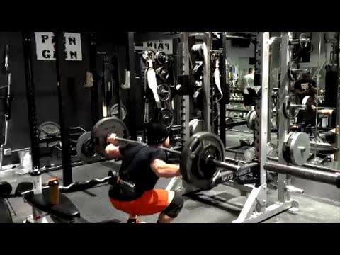VPO-10 Training | Legs with ITrainwithLionTV