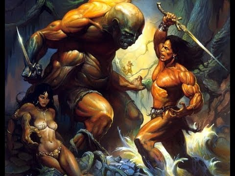 Conan The Barbarian Soundtrack HQ