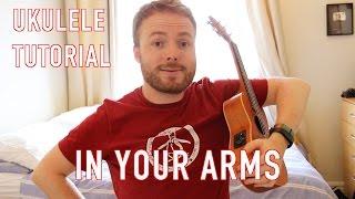 in your arms nico vinz ukulele tutorial