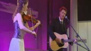 Hilary Hahn and Josh Ritter Play Girl in the War