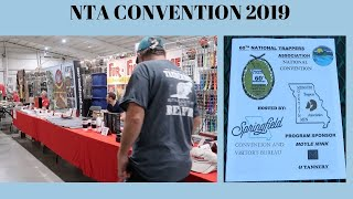 NTA 2019 Springfield Missouri trappers Convention