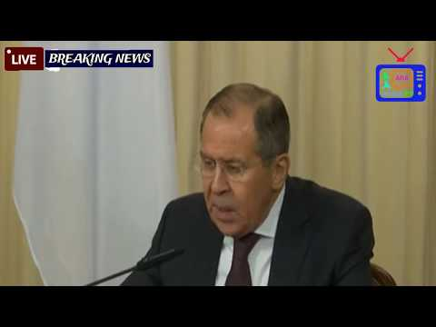 U.S pumping weapon systems into Asia Pacific using N.Korea as excuse Lavrov_LIVE HD Breaking NEWS