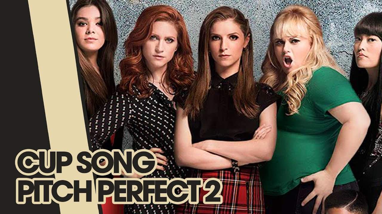 cups   cup song cover   pitch perfect 2 original 4 girls