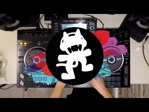 DJ Ravine's Monstercat Happy Hardcore Mix
