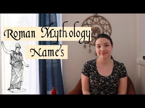 Girl Names From Ancient Roman Mythology