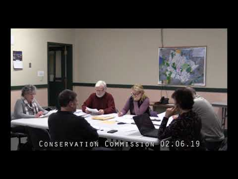 Conservation Commission 02.06.19