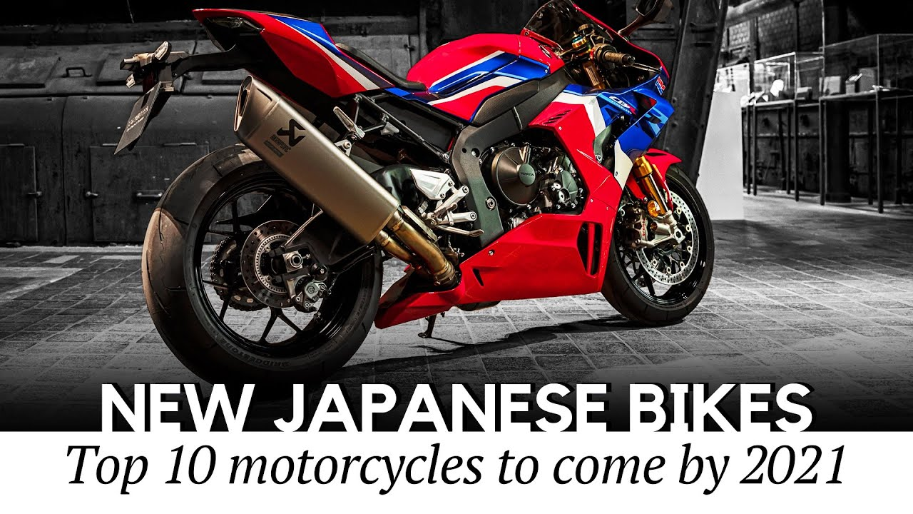 10 Best Japanese Street Style Motorcycles For 2021- New Favorite Urban Street Bikes You Can Buy