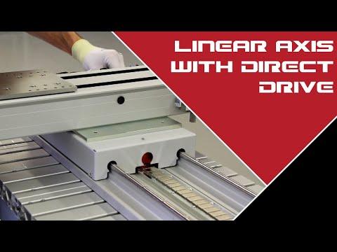 isel | Advantages of a segmentable linear motor axis - iLD series