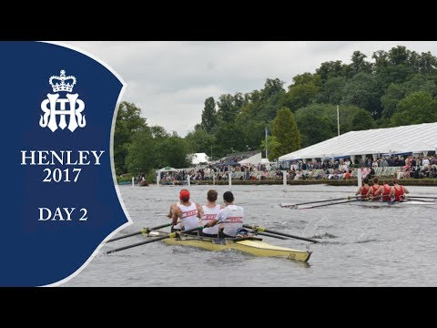 Day 2 - Afternoon Session Full Replay | Henley Royal Regatta 2017