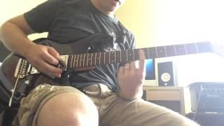 Toto - Chinatown Guitar Tutorial