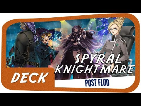 SPYRAL Knightmare Deck June 2018 - Yu-Gi-Oh! News and Deck Profile