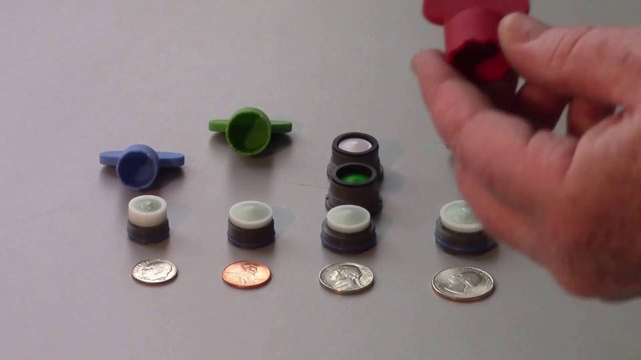 how to replace a cache aerator