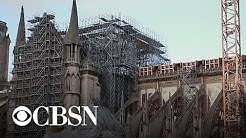 Notre Dame cathedral so fragile it might not be saved, rector says
