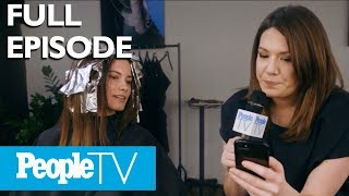 Michelle Collins Hits The Salon To Search Strangers' Phones | Search History | Entertainment Weekly