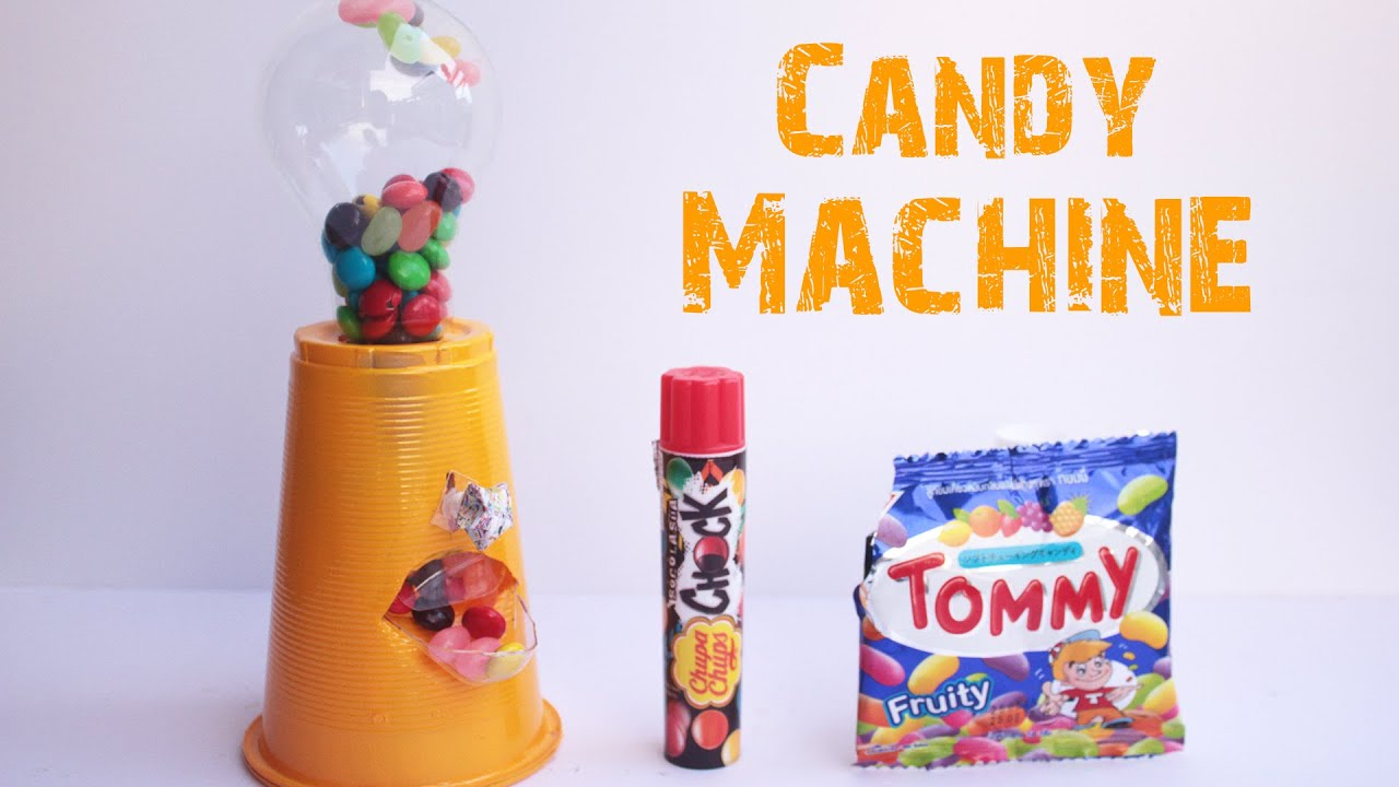 how to make candy at home