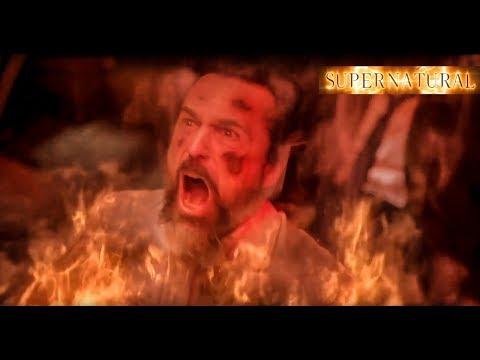 Смерть князя ада Асмодея | Сверхъестественное 13х18