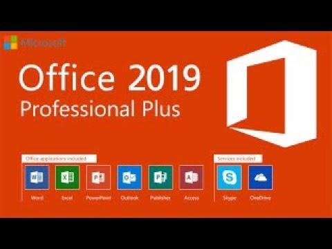 COME SCARICARE OFFICE 2019 GRATIS