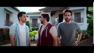 Golmaal Again Funny Scene Full Comedy clip Nana Patekar Horror Comedy On Golmal  hindi