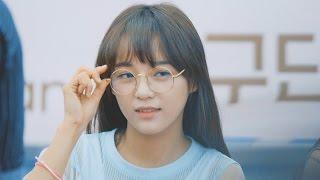 4k fancam 직캠 160723 구구단 gugudan 팬싸인회 김세정 부산 롯데 광복점